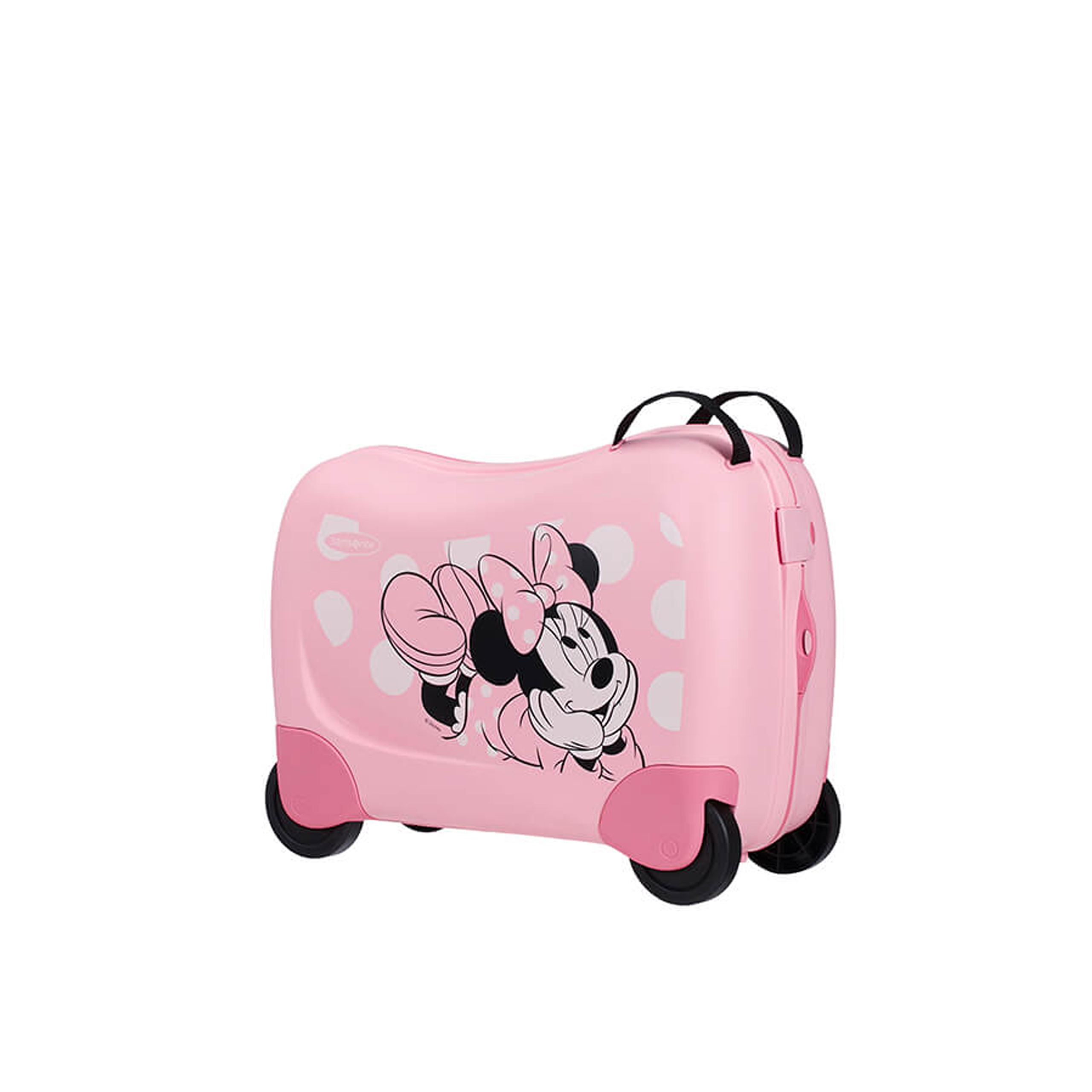 0ed1a7e93e398 New Line - Walizka Samsonite Disney Minnie Glitter Dream Rider 43c ...
