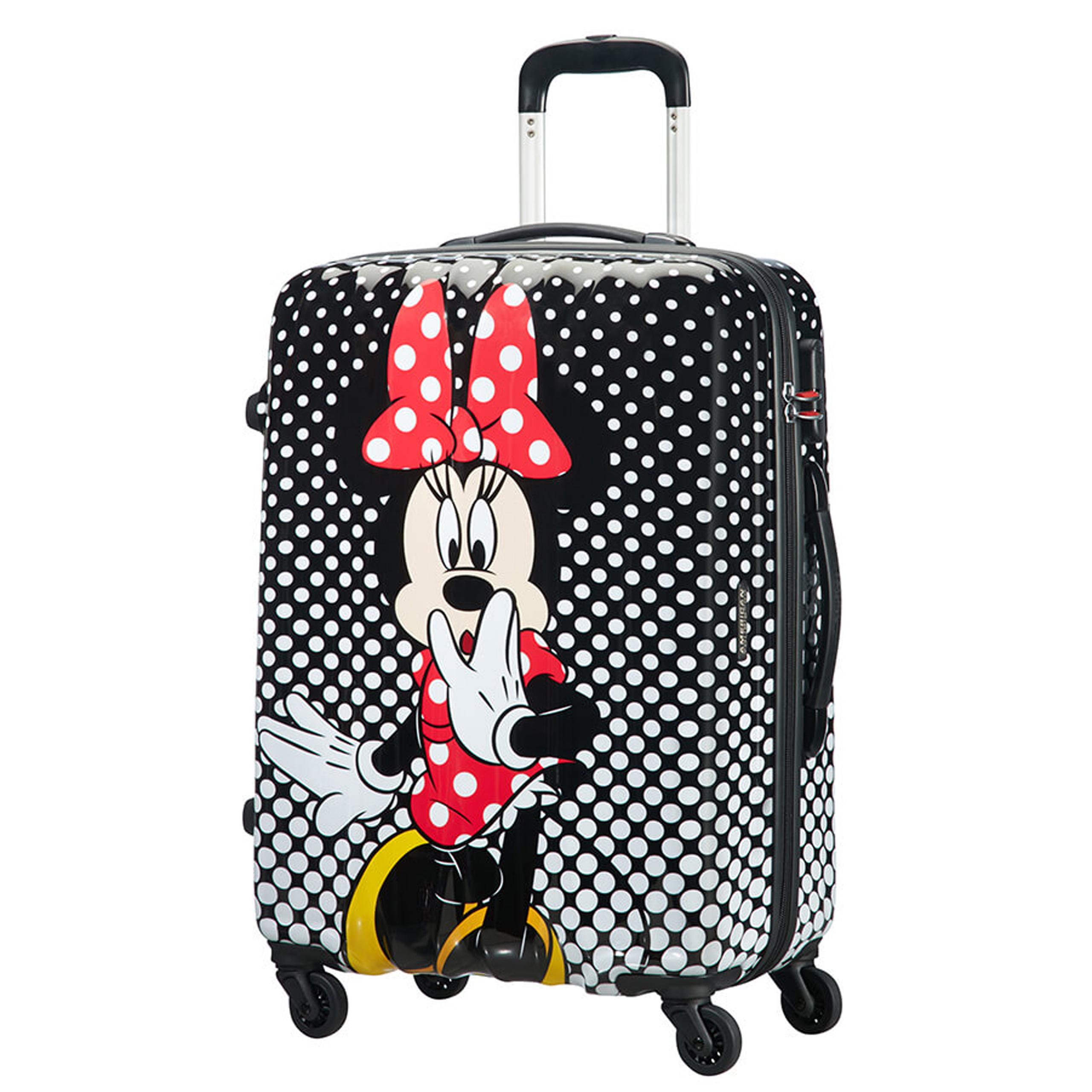 b31b83e930c3f Walizka American Tourister Disney Legends Minnie Mouse Polka Dot 65 cm 19C  19 019