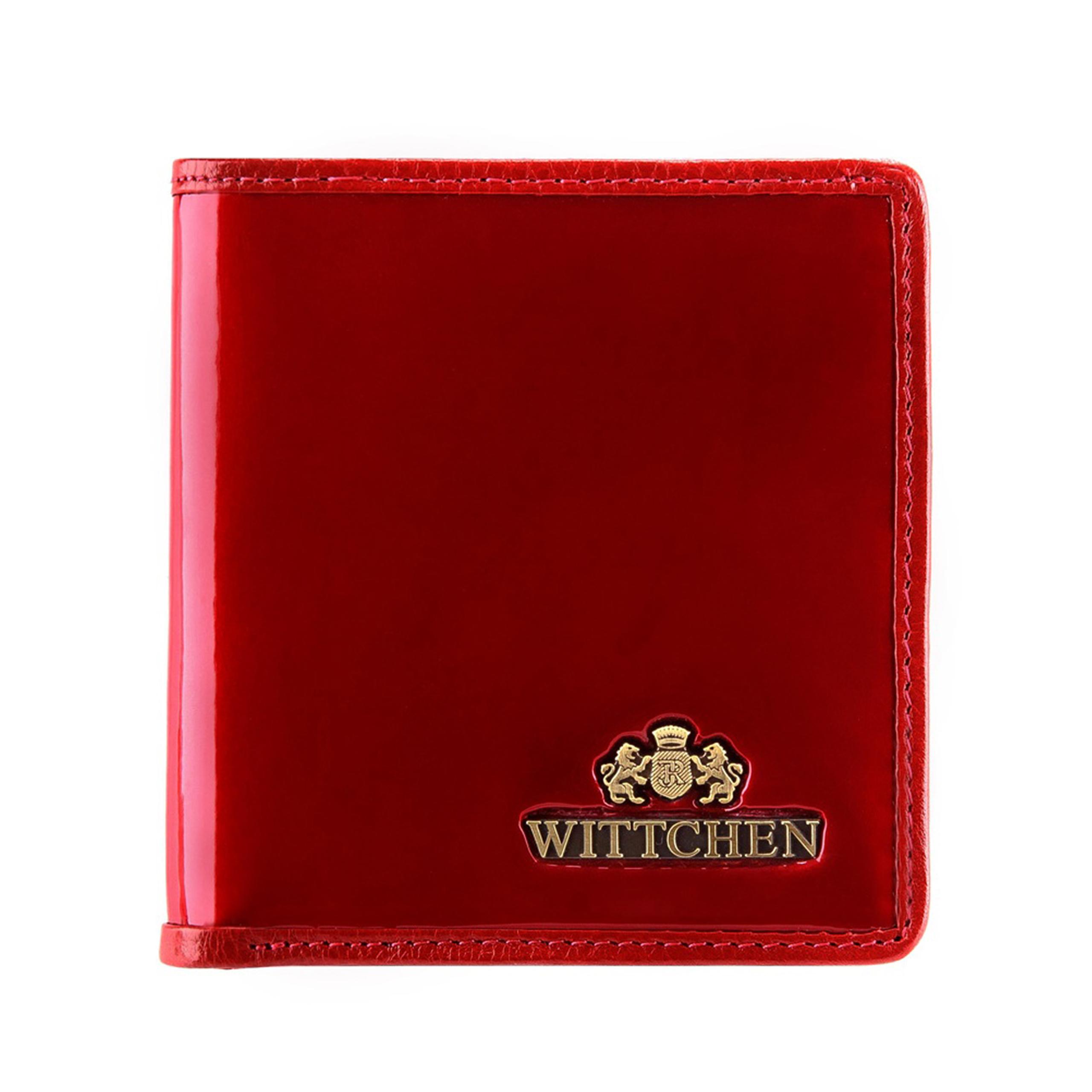 b632959e4d0b2 New Line - Portfel Wittchen Verona damski 25-1-065-3 czerwony ...
