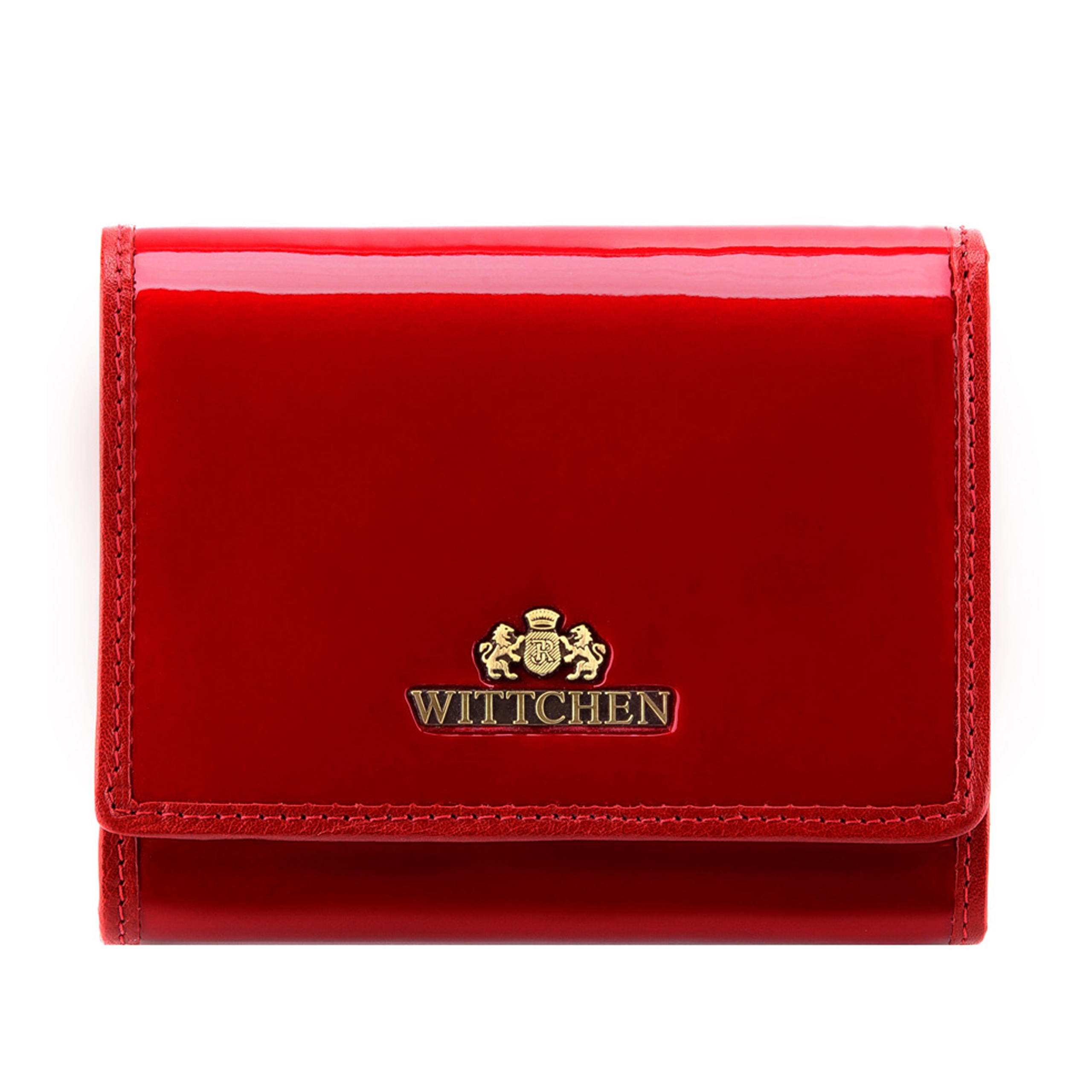 14b4acfa8cb67 New Line - Portfel Wittchen Verona damski 25-1-070-3 czerwona ...