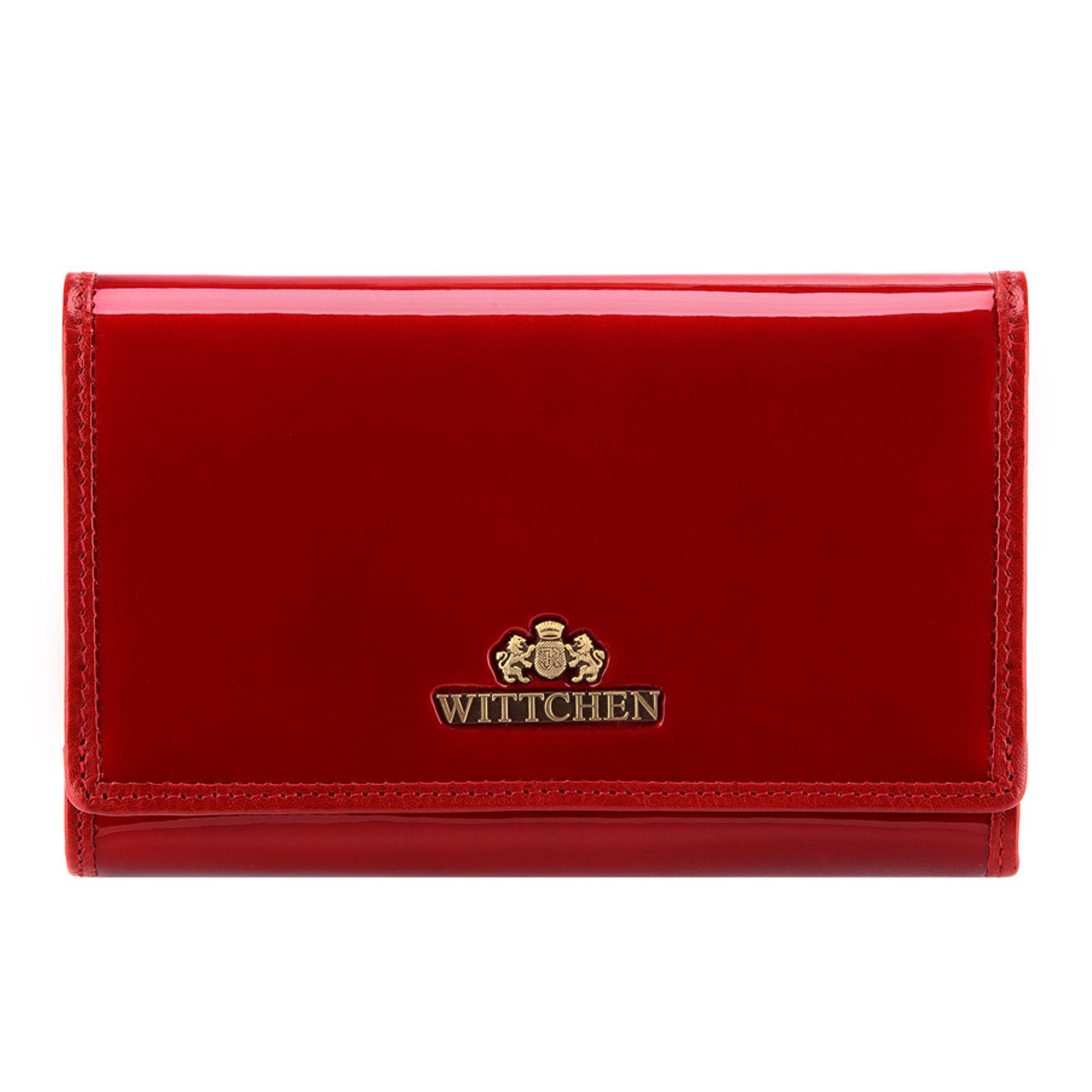 a47e8f222acae Portfel Wittchen Verona damski 25-1-081-3 czerwony - New Line