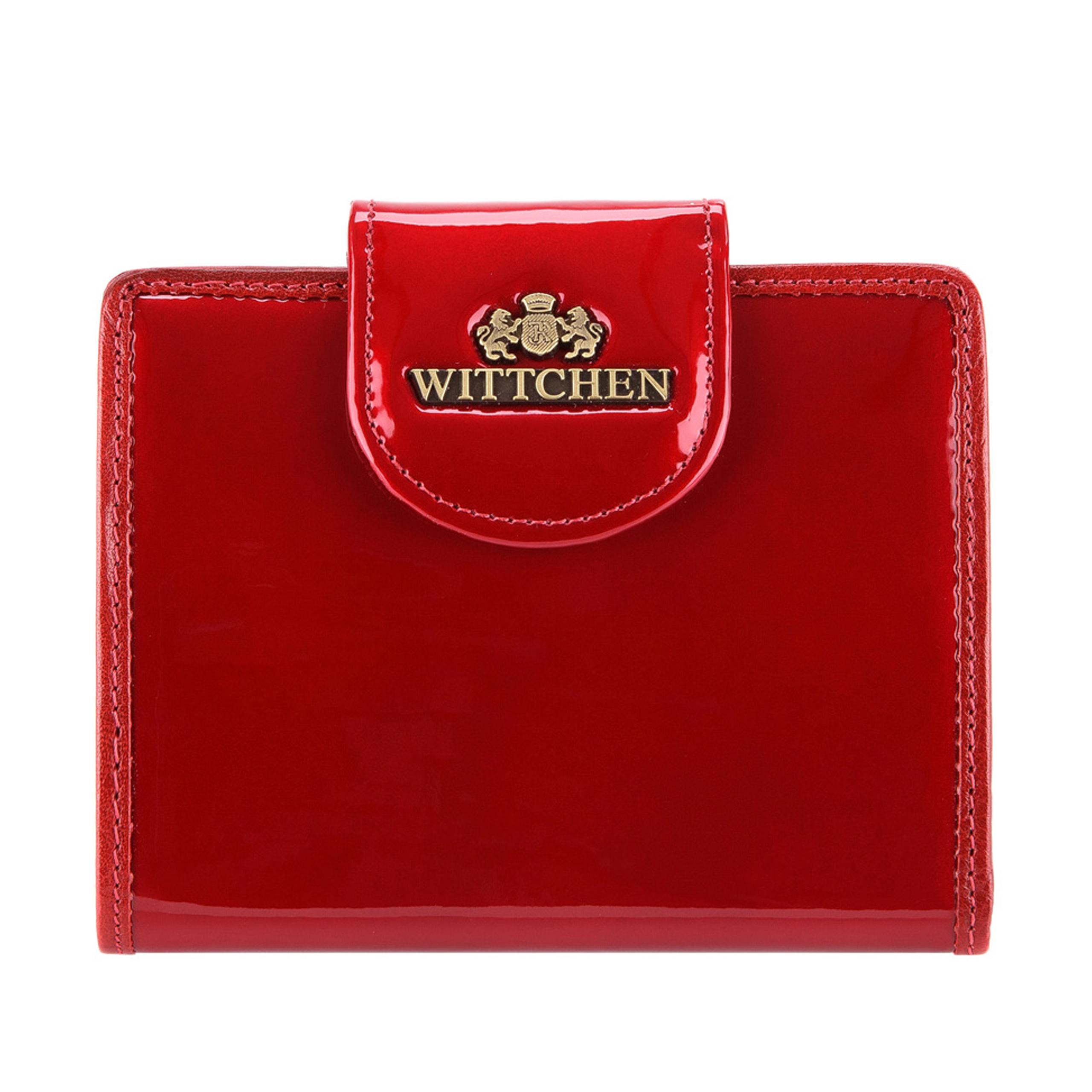 6f5a60fa007dd New Line - Portfel Wittchen Verona damski 25-1-362-3 czerwony ...