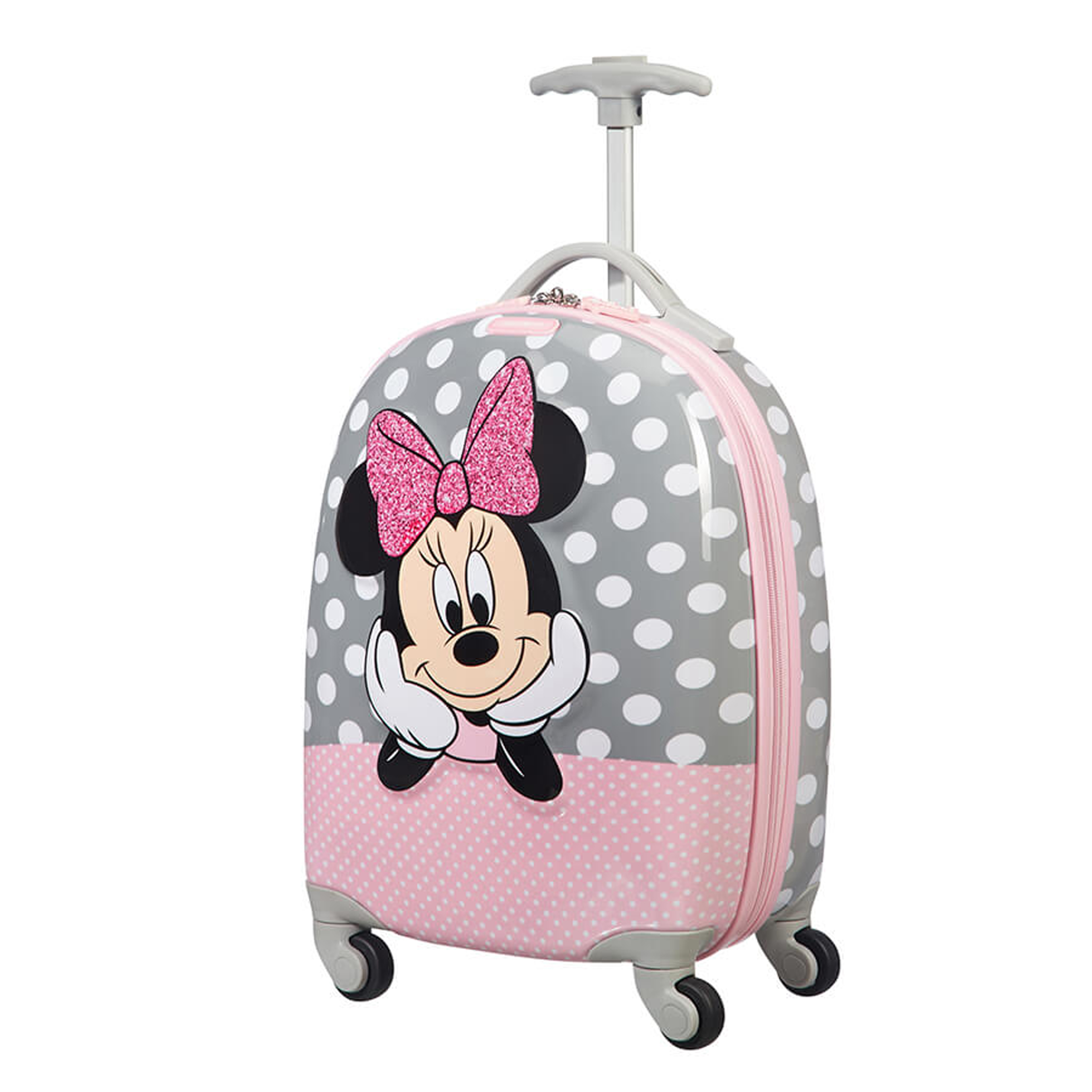 3054d5ea6dc4f New Line - Walizka Samsonite Disney Minnie Glitter 40C 90 005 ...